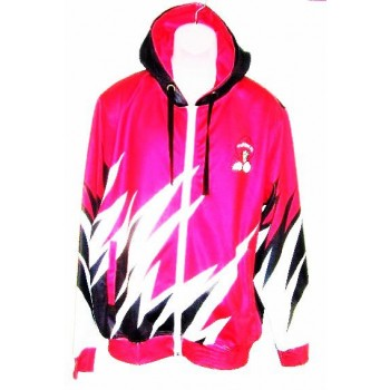 Berry Sublimation Hoody
