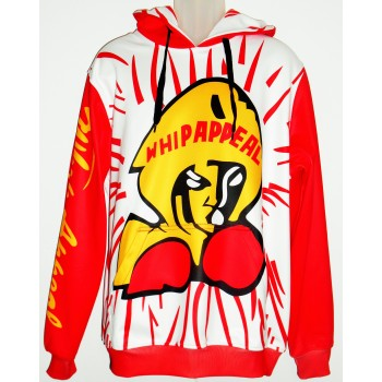Whip Appeal Sublimation Red
