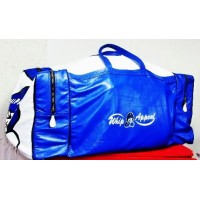 Electric Blue Duffle Bag
