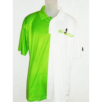 Polo Sublimation Green