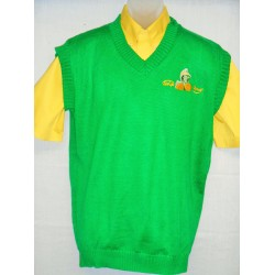St. Patrick Green V-Neck